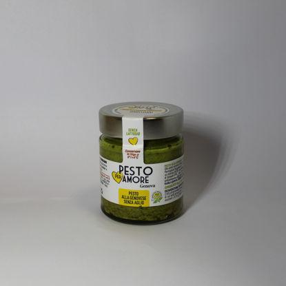 pesto genovese dop no aglio