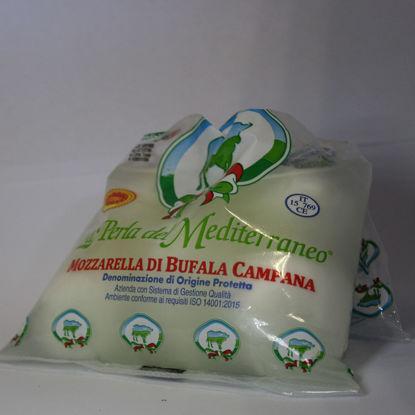 Mozzarella di bufala campana DOP  bocconcini
